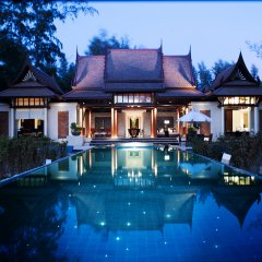 Banyan Tree Phuket Hotel 5* Вилла Премиум разные типы кроватей фото 20