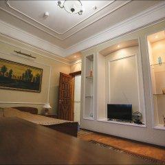 Гостиница Омега 3* Апартаменты с различными типами кроватей фото 4