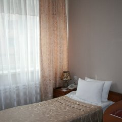 Гостиница Автозаводская 3* Стандартный номер разные типы кроватей фото 8