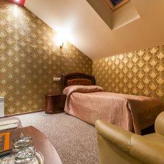 Крон Отель 3* Номер Эконом с разными типами кроватей фото 5