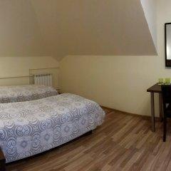 Гостевой Дом Аист Номер Комфорт разные типы кроватей фото 5