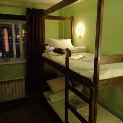 Хостел №1 Электрозаводская Кровать в мужском общем номере с двухъярусной кроватью фото 4