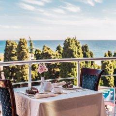Гостиница Агора в Алуште - забронировать гостиницу Агора, цены и фото номеров Алушта балкон
