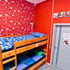 Хостел Наполеон Кровать в общем номере с двухъярусной кроватью фото 3
