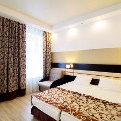 Гостиница Привилегия 3* Стандартный номер с различными типами кроватей фото 2