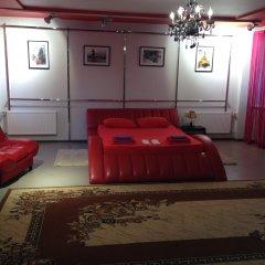 Megapolis Hotel 3* Улучшенные апартаменты с различными типами кроватей фото 7