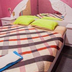 Хостел РусМитино Стандартный номер с двуспальной кроватью