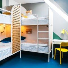 Хостел Netizen Saint Petersburg Centre Номер Эконом разные типы кроватей (общая ванная комната) фото 3