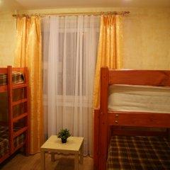 Хостел Благовест на Тульской Кровать в мужском общем номере двухъярусные кровати