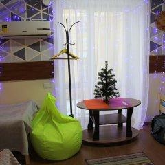 Hostel Cherdak Кровать в общем номере фото 14