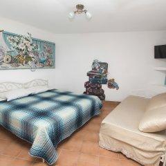 Гостиница Вилла Форт Улучшенный номер с различными типами кроватей фото 5