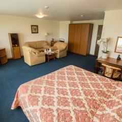 Гостиница Саяны 2* Студия разные типы кроватей