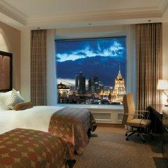 Лотте Отель Москва 5* Стандартный номер разные типы кроватей фото 7