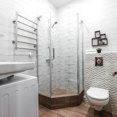Гостиница More Apartments на Кувшинок 8-3 в Сочи отзывы, цены и фото номеров - забронировать гостиницу More Apartments на Кувшинок 8-3 онлайн ванная
