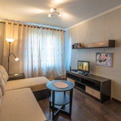 Апартаменты на улице Панфёрова 10 комната для гостей фото 3