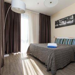 Апарт-Отель Skypark Улучшенные апартаменты с разными типами кроватей фото 9