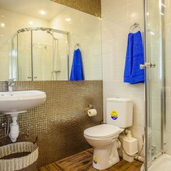 Мини-отель London Eye Стандартный номер с различными типами кроватей фото 19