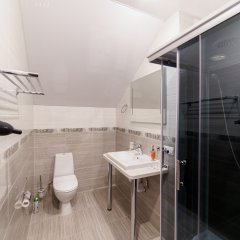 Гостиница Balmont 2* Улучшенный номер с двуспальной кроватью фото 12
