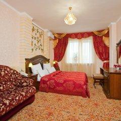 Гостиница Гранд Уют 4* 1-я категория Номер Стандарт двуспальная кровать фото 4