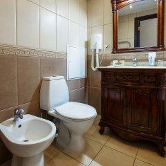 Гостиница Moscow Holiday 4* Студия с двуспальной кроватью фото 5