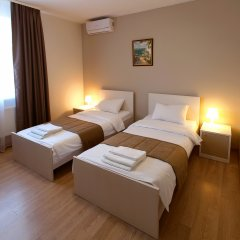 Гостиница Исаевский 3* Стандартный номер с разными типами кроватей фото 5