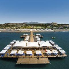 Отель Regnum Carya Golf & Spa Resort пляж