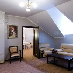 Гостиница Гарден 3* Люкс с различными типами кроватей фото 6