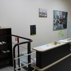 Business Blizzzko Hostel интерьер отеля фото 2