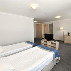 Гостиница Атлантика (бывш. Оптима) 3* Стандартный номер с различными типами кроватей фото 14