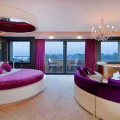 Euphoria Hotel Tekirova 5* Люкс с различными типами кроватей фото 13