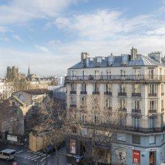 Отель Belloy St Germain 4* Номер Делюкс фото 11