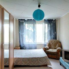 Апартаменты у метро Коломенская комната для гостей фото 2