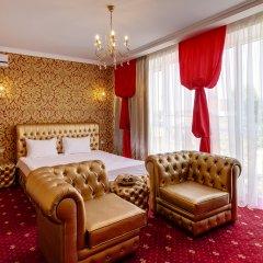 Гостиница Marton Boutique and Spa Люкс с разными типами кроватей фото 13