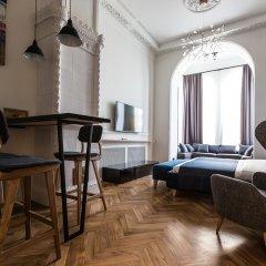 Апарт-Отель F12 Apartments Апартаменты Премиум с различными типами кроватей фото 6