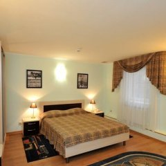 Hotel Olimpiya 3* Улучшенный номер с различными типами кроватей фото 7