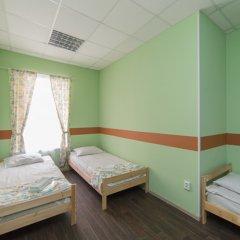 Мини-Отель Компас Номер с общей ванной комнатой с различными типами кроватей (общая ванная комната) фото 3