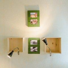 Хостел и Кемпинг Downtown Forest Номер с различными типами кроватей (общая ванная комната) фото 18