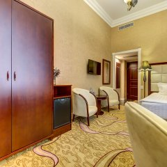 Гостиница Akyan Saint Petersburg 4* Стандартный номер с различными типами кроватей фото 7