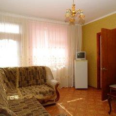 Rusalka Hotel Стандартный семейный номер с различными типами кроватей фото 3