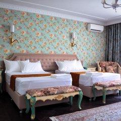 Гостевой Дом Семь Морей Номер Делюкс разные типы кроватей фото 8