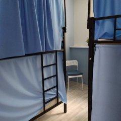 Хостел Russland Кровать в женском общем номере