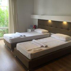 Гостевой дом на Сосналиева 11А Стандартный номер с различными типами кроватей фото 3