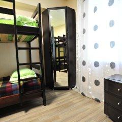Хостел Олимпия Кровать в общем номере с двухъярусной кроватью фото 7