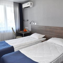 Гостиница Атлантика (бывш. Оптима) 3* Стандартный номер с различными типами кроватей фото 9