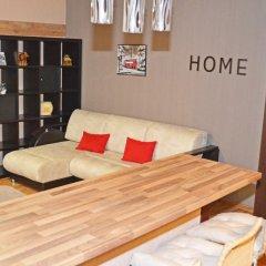 Апартаменты у Аквапарка Люкс с разными типами кроватей фото 24