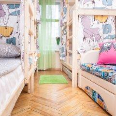 Хостел на Пятницкой Кровать в женском общем номере с двухъярусной кроватью фото 2
