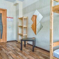 БМ Хостел Кровать в общем номере с двухъярусной кроватью фото 8