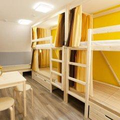 Мини-отель City-hostel Кровать в общем номере с двухъярусной кроватью фото 3