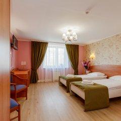 Арт-Отель Карелия 4* Номер Бизнес с 2 отдельными кроватями фото 7