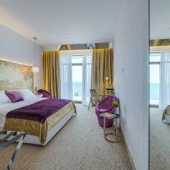 Гостиница Panorama De Luxe 5* Улучшенный номер разные типы кроватей